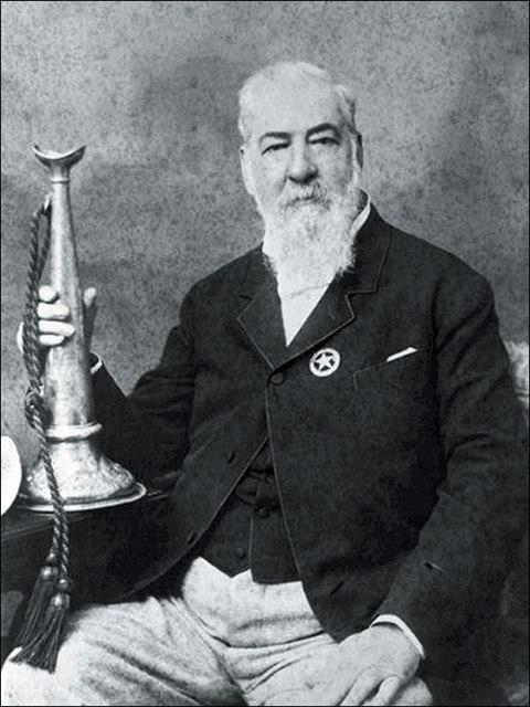 Baseball  Inventor Alexander Cartwright