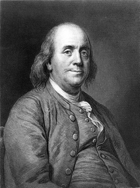Electricity Inventor Benjamin Franklin