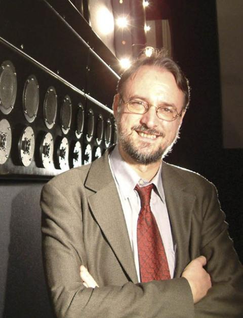 MP3 Player inventor Karlheinz Brandenburg