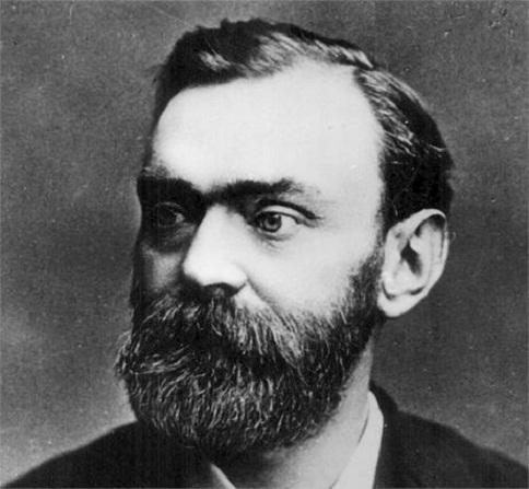 Nobel-Peace-Prize-Inventor-Alfred Nobel