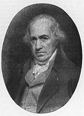 Steam-Engine-Inventor-James Watt