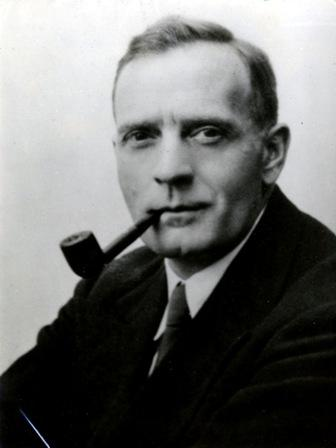 Hubble Space Telescope inventor Edwin P. Hubble