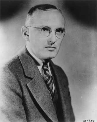 Radio Telescope invetor Karl Guthe