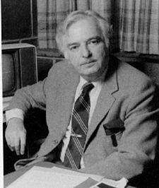 basic computer inventer John George Kemeny