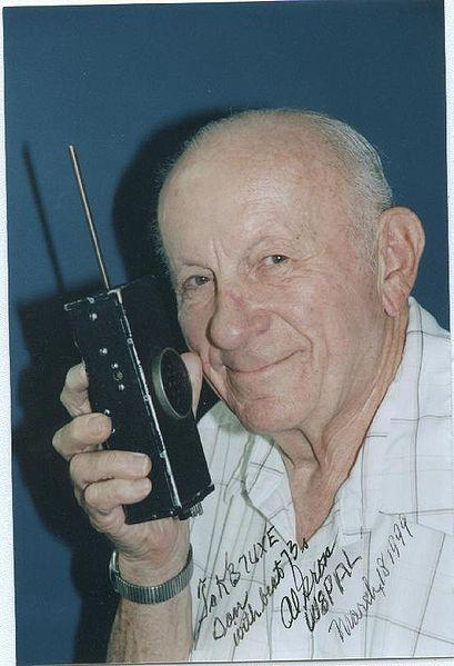 beeper or pager inventor Al Gross