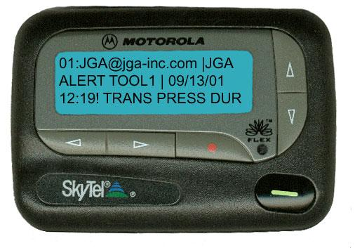 beeper or pager