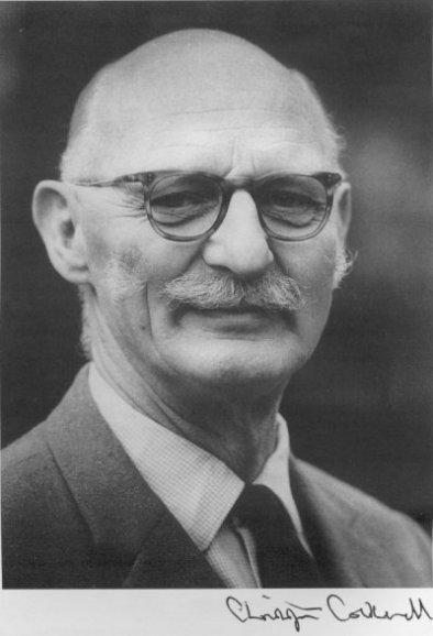 hovercraft inventor Christopher Cockerell