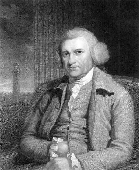 modern concrete inventor John Smeaton