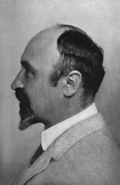 plastic inventor Leo Hendrik Baekeland