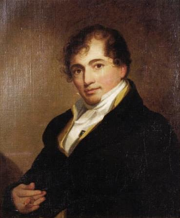 steam Boat inventor  Robert Fulton