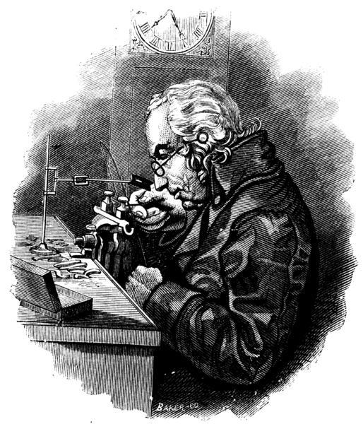 Automatic or Self winding watch inventor Abraham-Louis Perrelet