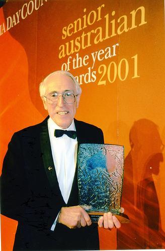 Bionic Ear Inventor Graeme Clark