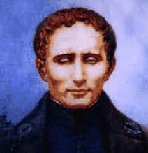 Braille System inventor Louis Braille