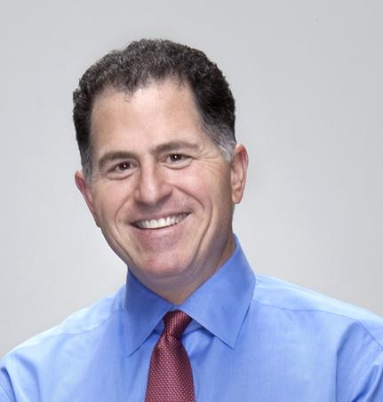 Dell computers inventor Michael Dell