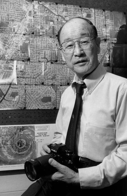 Fujita Scale inventor Tetsuya Fujita