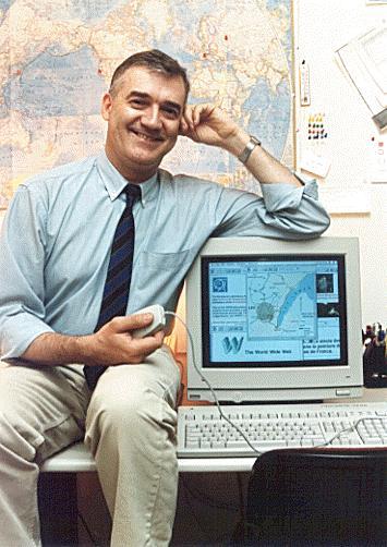 HTML -Inventor-Robert Cailliau