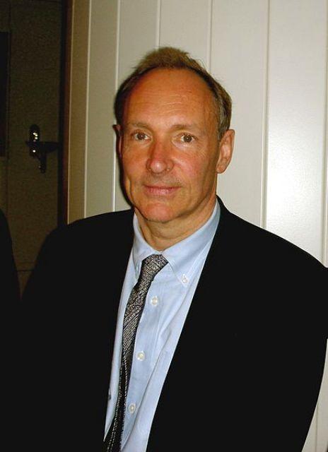 HTML -Inventor-Tim Berners Lee