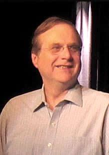 Microsoft Corporation Inventor Paul Allen