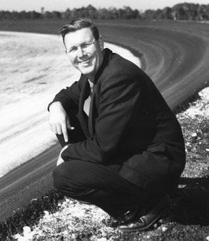 NASCAR invetor Bill France, Sr.