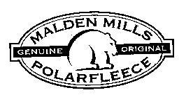 Polar Fleece Inventor Malden Mills