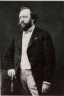 Saxophone Inventor Adolphe Sax