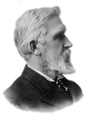 Synthesizer inventor Elisha Gray