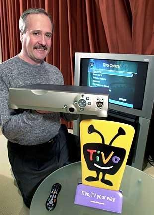 TiVo Inventor Mike Ramsay
