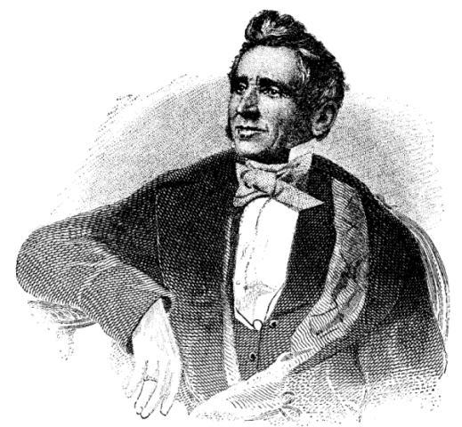 Vulcanized rubber inventor Charles Goodyear
