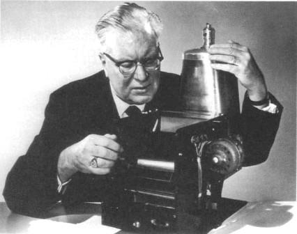 Modern Day Inventions and Inventors: Chester Carlson invention of first Electronic photocopier
