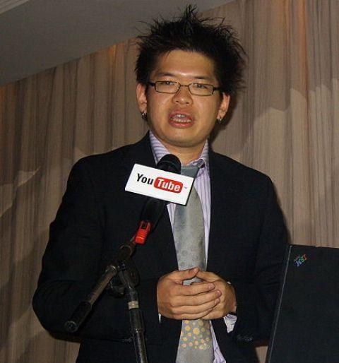 YouTube inventor Steve Chen