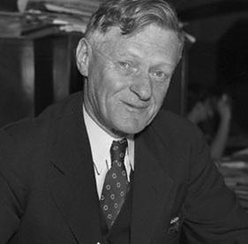 crossword puzzle inventor Arthur Wynne