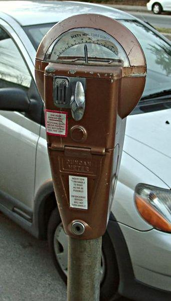 first Parking meter