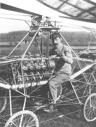 helicopter inventor Frenchmen Paul