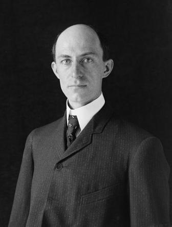 Airplane-Inventor-Wilbur Wright