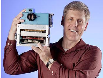 Digital Camera-Inventor-Steven Sasson