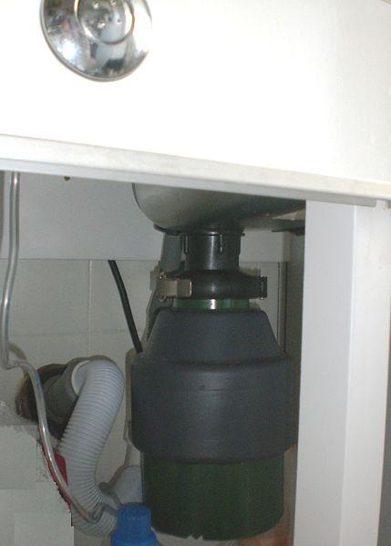 Electric Garbage Disposal
