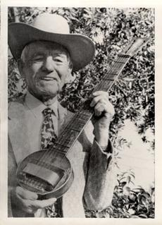 Electronic Guitar inventor Adolph Rickenbacker