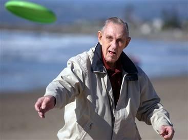 Frisbee-Inventor-Walter Frederick Morrison