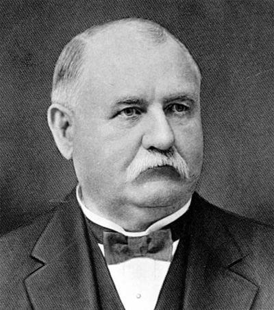 GasPump Inventor Sylvanus F. Bowser