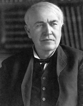 Phonograph-Invventer-Thomas Alva Edison