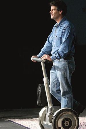 Segway-inventor-Dean Kamen