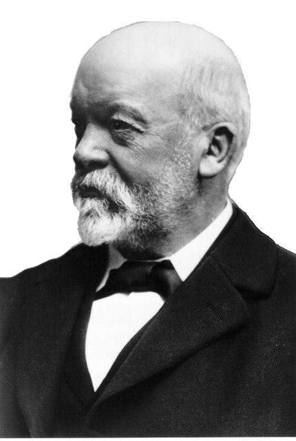 Taxitab Inventor Gottlieb Dailmer