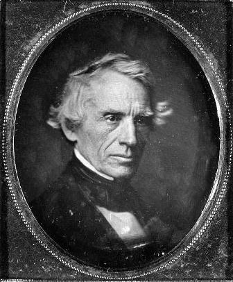 Telegraph- Inventor- Samuel-Morse