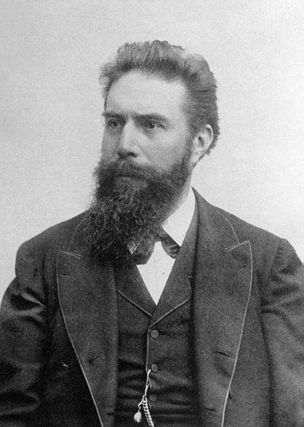 X-Ray-Inventor-Wilhelm Rontgen