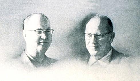 mcdonald Inventor Richard and Maurice McDonald